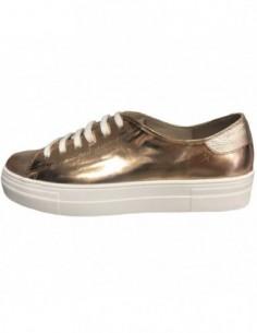 Pantofi dama, piele naturala, marca Botta, Cod 933-12, culoare auriu