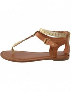 Sandale dama, din piele naturala, marca Pikolinos, 9417592A-12, auriu