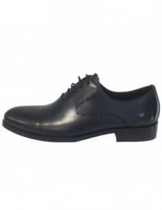 Pantofi barbati, piele naturala, marca Saccio, Cod A589-52E-42, culoare bleumarin