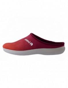 Papuci de casa dama, textil, marca Inblu, Cod BS29-016-BO-E8, culoare visiniu inchis