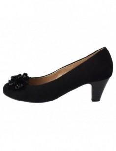 Pantofi dama, piele naturala, marca Gabor, Cod GB95202-1, culoare negru