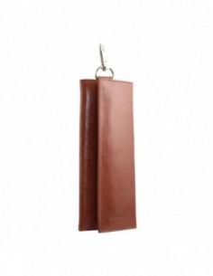 Portchei, piele naturala, marca Bond, Cod 107-2, culoare maro