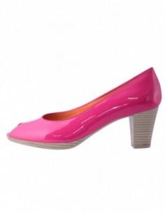Pantofi dama, piele naturala, marca Ara, Cod 12-35545-J1, culoare roz cu diverse