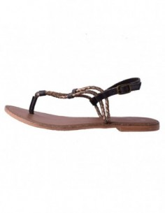 Sandale dama, piele naturala, marca Gioseppo, Cod 14305-97-2, culoare maro