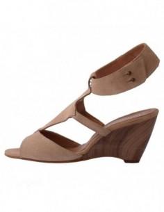 Sandale dama, piele naturala, marca Johnny, Cod 2217-3, culoare bej