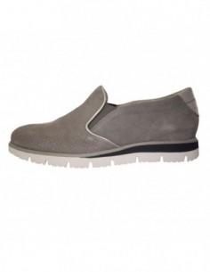 Pantofi dama, piele naturala, marca Marco Tozzi, Cod 24622-14, culoare gri