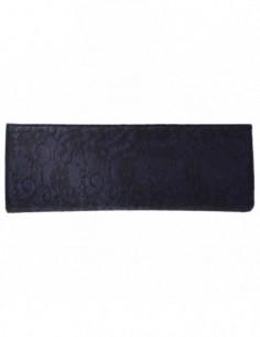 Plic dama, din textil, marca Simar, 300-42, bleumarin
