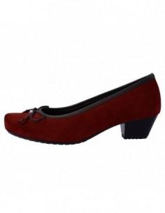 Pantofi dama, piele naturala, marca Jenny by Ara, Cod 63139-55-78, culoare caramiziu