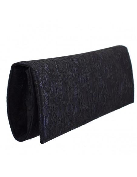 Ghete Eldemas din piele intoarsa negru 699-02