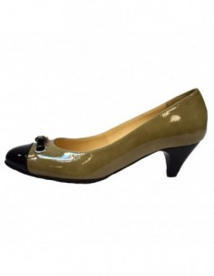 Pantofi dama, din piele naturala, marca Botta, 305-14, gri