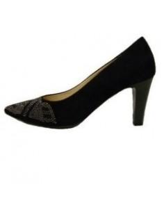 Pantofi dama, piele naturala, marca Gabor, Cod 41284-01-30, culoare albastru
