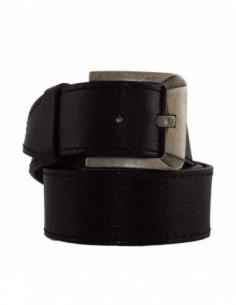 Curea barbati, piele naturala, marca Bond, Cod 4310-1, culoare negru
