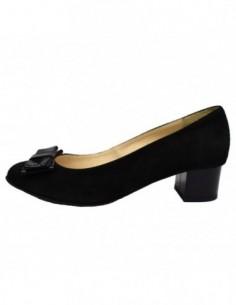 Pantofi dama, din piele naturala, marca Botta, 520-1, negru