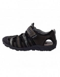 Sandale copii, piele naturala, marca sOliver, Cod 5-34212-26-14, culoare gri
