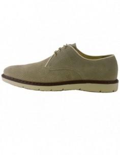 Pantofi barbati, piele naturala, marca Wanted, Cod 5924-14, culoare gri