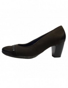 Pantofi dama, din piele naturala, marca Jenny by Ara, 63413-40-78, maro