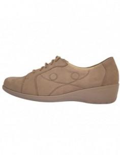 Pantofi dama, din piele naturala, marca Waldlaufer, 621002-162-230-3, bej