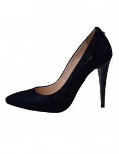 Pantofi dama, piele naturala, marca Botta, Cod 632-42, culoare bleumarin