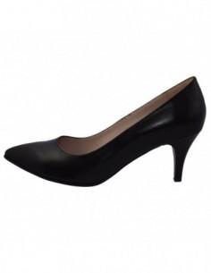 Pantofi dama, piele naturala, marca Botta, Cod 634-14, culoare gri