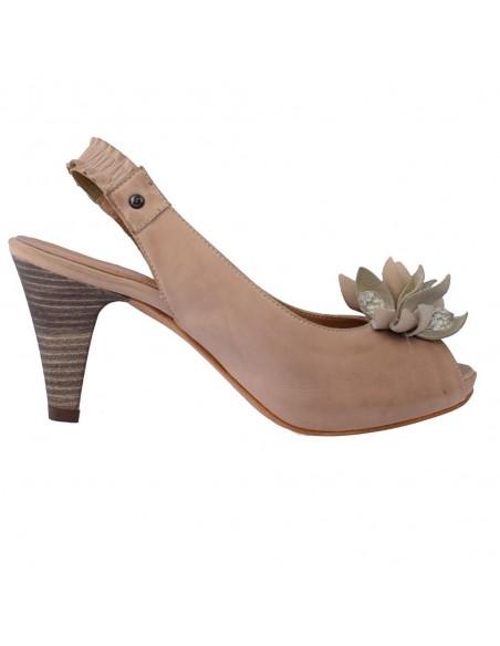 Pantofi Rieker piele naturala bleumarin B2820