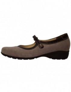 Sandale dama, piele naturala, marca Johnny, Cod 69027-3, culoare bej