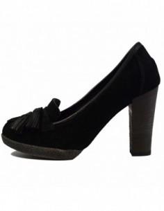Pantofi dama, piele naturala, marca Johnny, Cod 7503-11, culoare orange