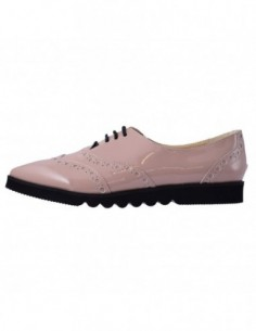 Pantofi dama, piele naturala, marca Botta, Cod 779-52, culoare crem