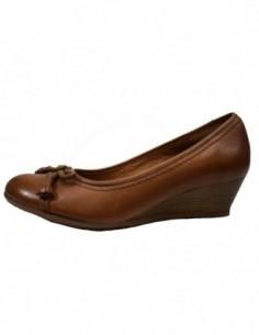 Pantofi dama, piele naturala, marca Caprice, Cod 9-22300-29-16, culoare coniac
