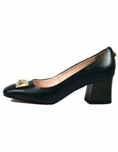 Pantofi dama, piele naturala, marca Botta, Cod 956-6, culoare verde