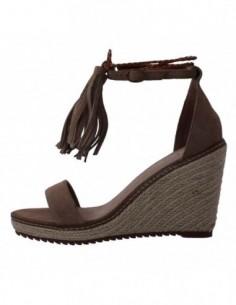 Sandale dama, piele naturala, marca Carmela, Cod 65493-B2-44, culoare taupe
