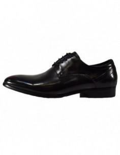 Pantofi barbati, piele naturala, marca Saccio, Cod A037-51A-1, culoare negru