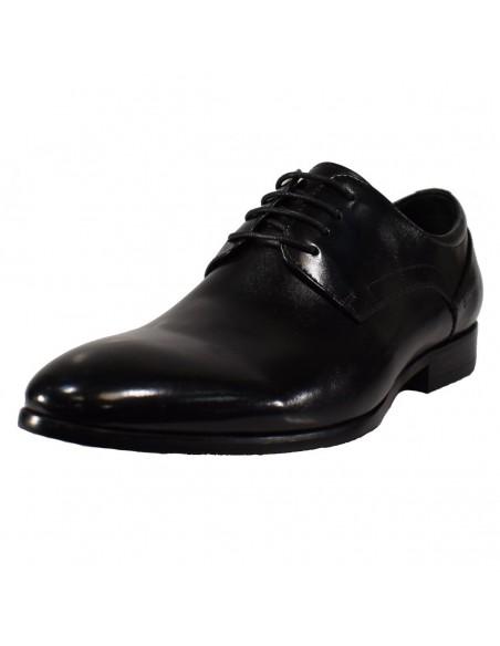 Pantofi Gino Rossi din piele naturală albastru MPV-T30