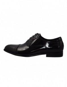 Pantofi barbati, piele naturala, marca Saccio, Cod A084-6A-1, culoare negru