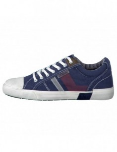 Pantofi sport barbati, textil, marca s.Oliver, Cod 13609-42-15, culoare bleumarin
