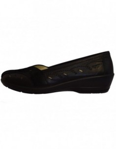 Pantofi dama, piele naturala, marca Alpina, Cod B0D50-1-1, culoare negru