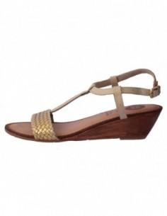 Sandale dama, piele naturala, marca Gioseppo, Cod B27513-24-3, culoare bej
