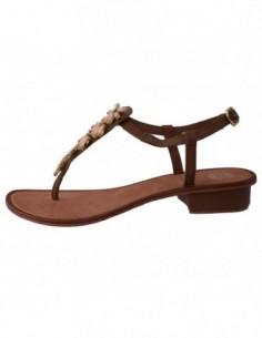 Sandale dama, din piele naturala, marca Gioseppo, B32188-30-2, maro