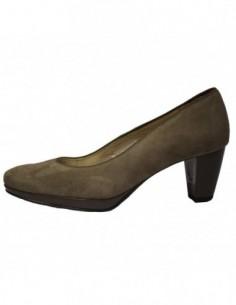 Pantofi dama, din piele naturala, marca Ara, B43402-14, gri