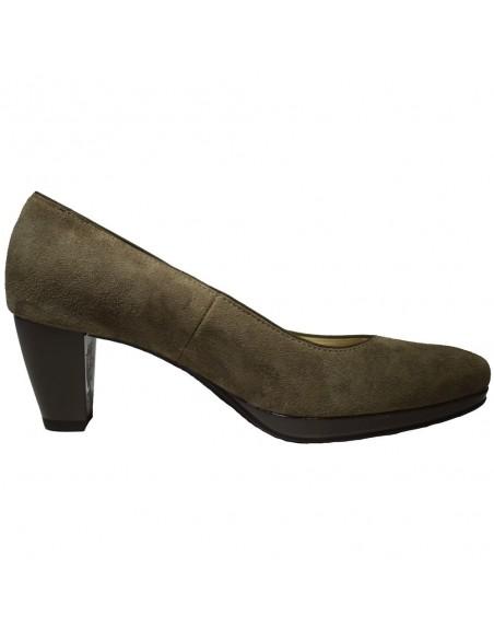 Pantofi Saccio din piele naturală negru A584