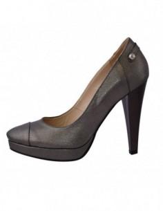 Pantofi dama, din piele naturala, marca Botta, B505-14, gri