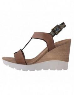 Sandale dama, piele naturala, marca Gatta, Cod B511DS549788TAU-3, culoare bej