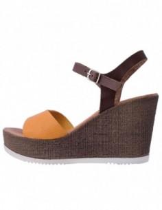 Sandale dama, din piele naturala, marca Gatta, B511DS5631504GIA-2, maro