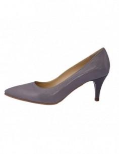 Pantofi dama, piele naturala, marca Botta, Cod B634-14, culoare gri