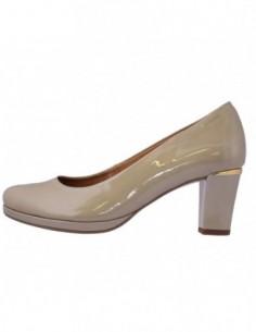 Pantofi dama, din piele naturala, marca Gabor, B8219133-3, bej