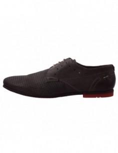Pantofi sport barbati, piele naturala, marca s.Oliver, Cod 13615-14-15, culoare gri