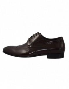 Pantofi barbati, piele naturala, marca Saccio, Cod C213-302B-2, culoare maro