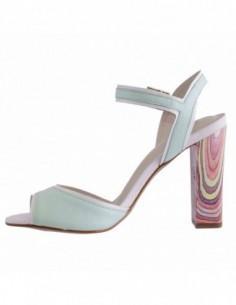 Sandale dama, din piele naturala, marca Epica, 7128-126B1-06-13-92, verde