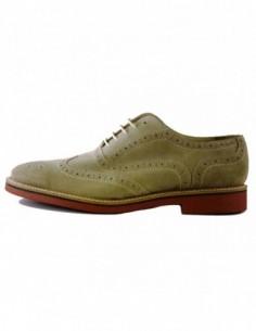 Pantofi barbati, piele naturala, marca Endican, Cod Dublin-1, culoare negru