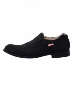 Pantofi copii, piele naturala, marca Viva Bimba, Cod OOO-42, culoare bleumarin