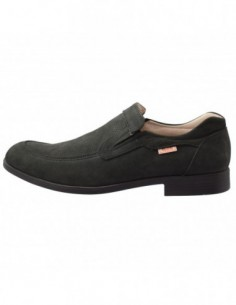 Pantofi copii, piele naturala, marca Viva Bimba, Cod 0-00-1, culoare negru